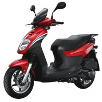 Скутер Sym Orbit 125cc (черный)