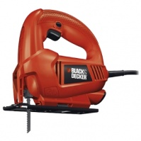 Лобзик Black&Decker KS 500 KAX  (набор пилок, кейс)